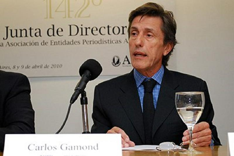 Falleció Carlos Enrique Gamond, director del Puntal de Río Cuarto