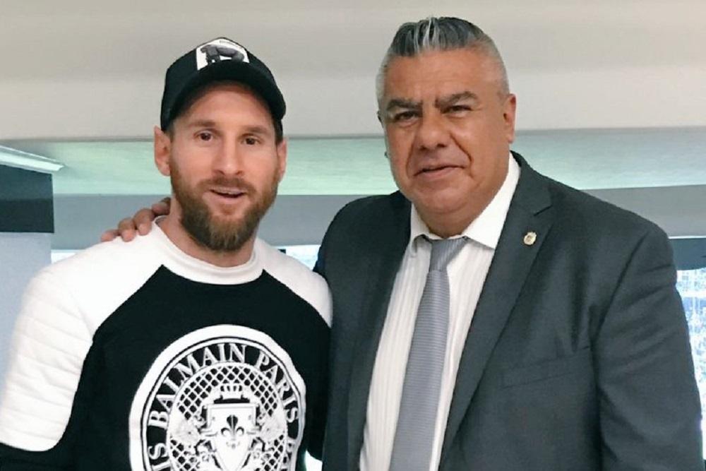 Messi volvería a la Selección para la Copa América