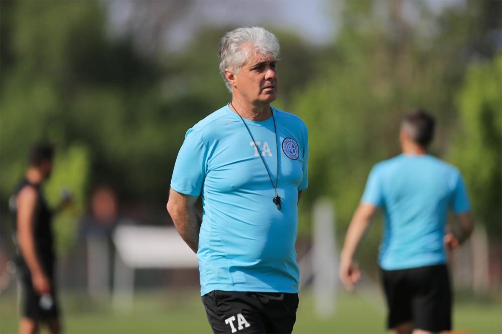 Ya es oficial: Julio Constantín es el nuevo Director Técnico de Belgrano
