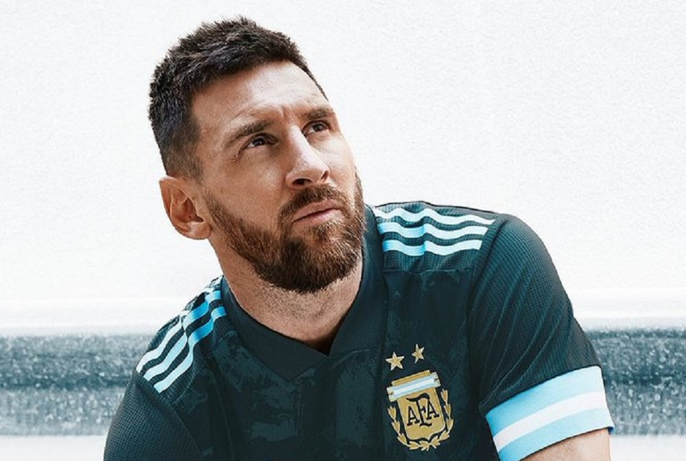 messi seleccion @argentina