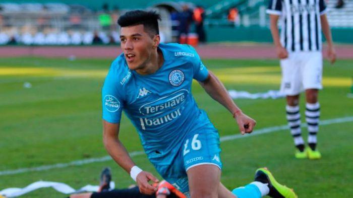 Sequeira vuelve a ser delantero en Belgrano