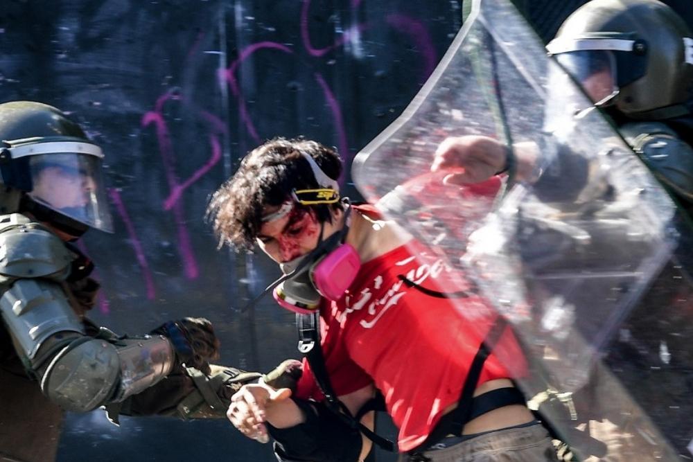 Chile: Amnistía denuncia violaciones de los DD.HH. en la represión