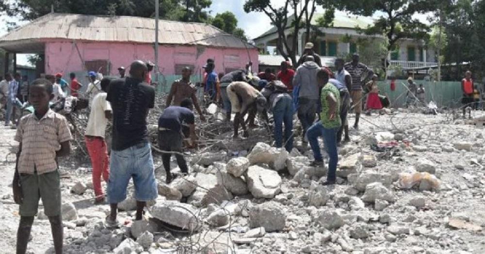 Un sismo de 5,9 de magnitud sacudió a Haití y dejó 12 muertos
