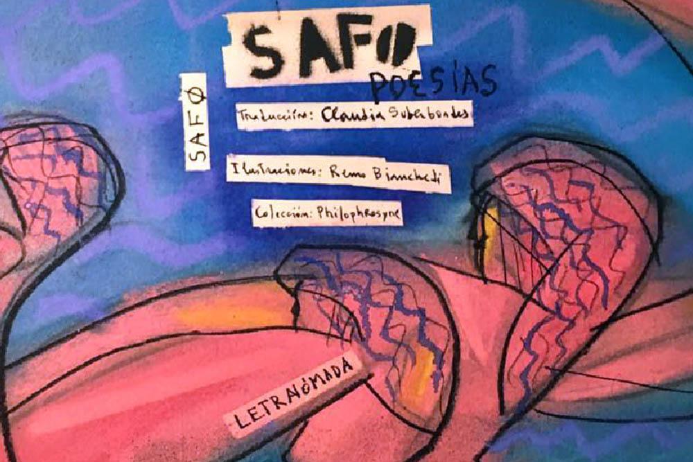 Letranomada -Poesias de Safo