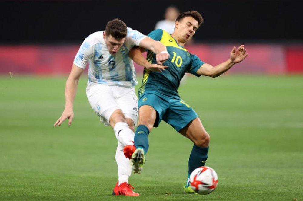 Tokio 2021: Argentina perdió con Australia y complica su panorama