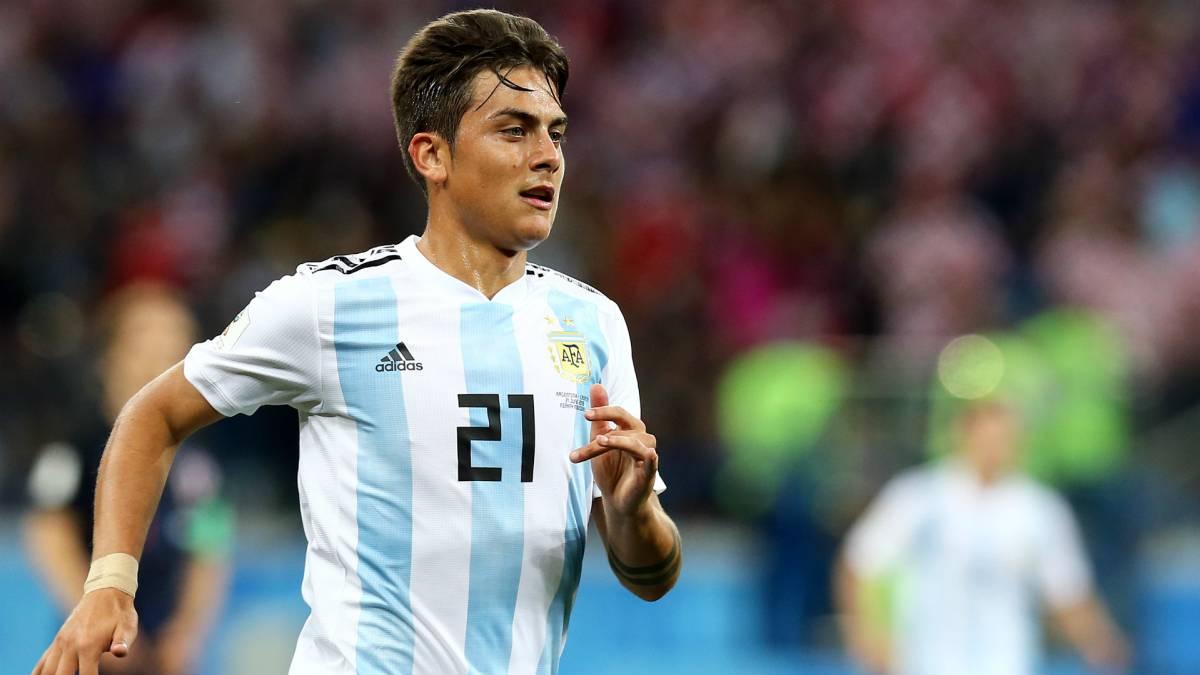 Super ataque de Argentina con tridente potente