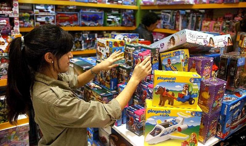 Ni la Navidad pudo esquivar la crisis: la venta de juguetes cayó casí un 20%