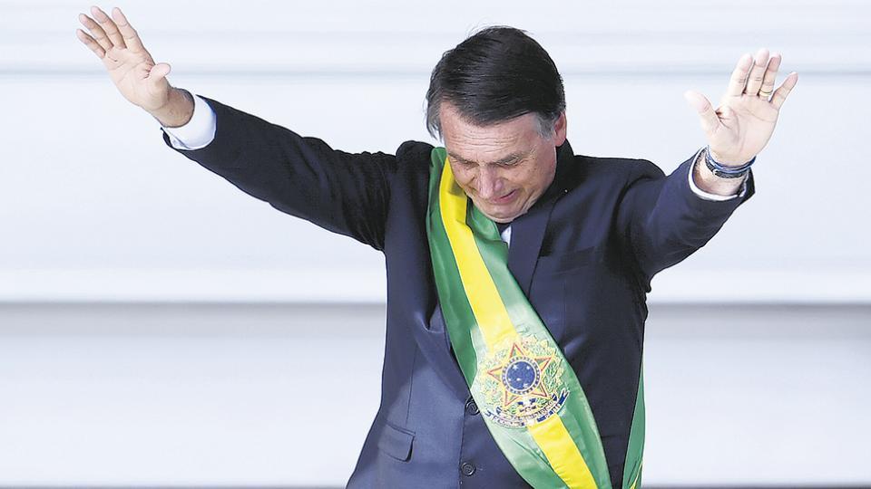 Asumió Bolsonaro y comienza la era de la extrema derecha en Brasil
