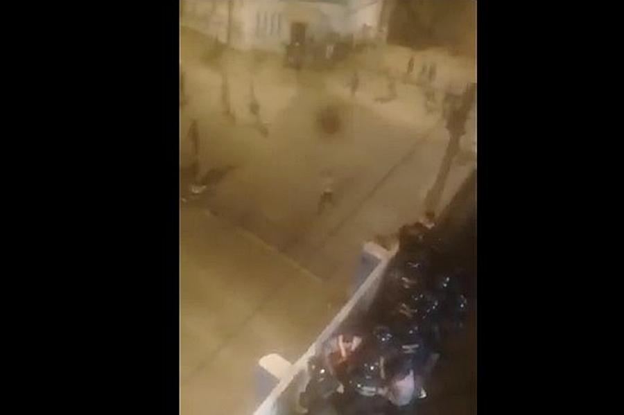 Video: en medio de incidentes, Racing volvió a perder con Estudiantes
