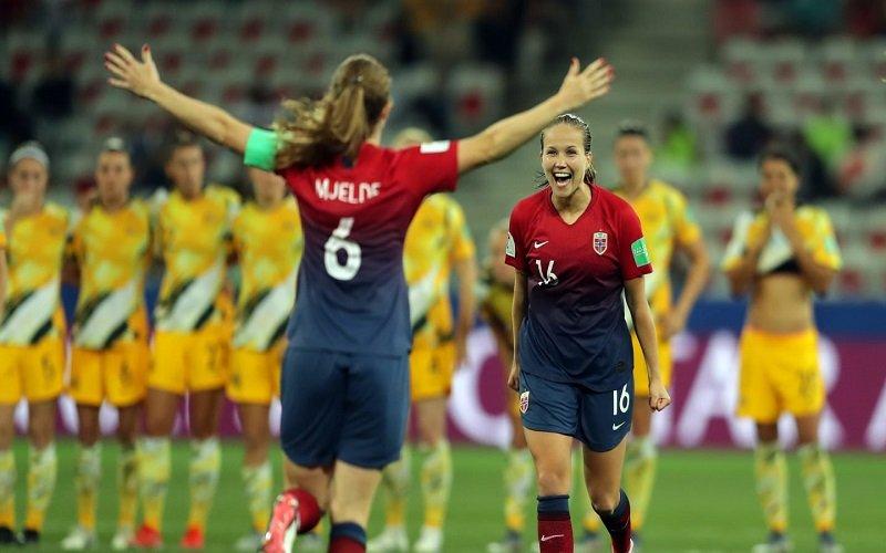 Noruega Mundial femenino