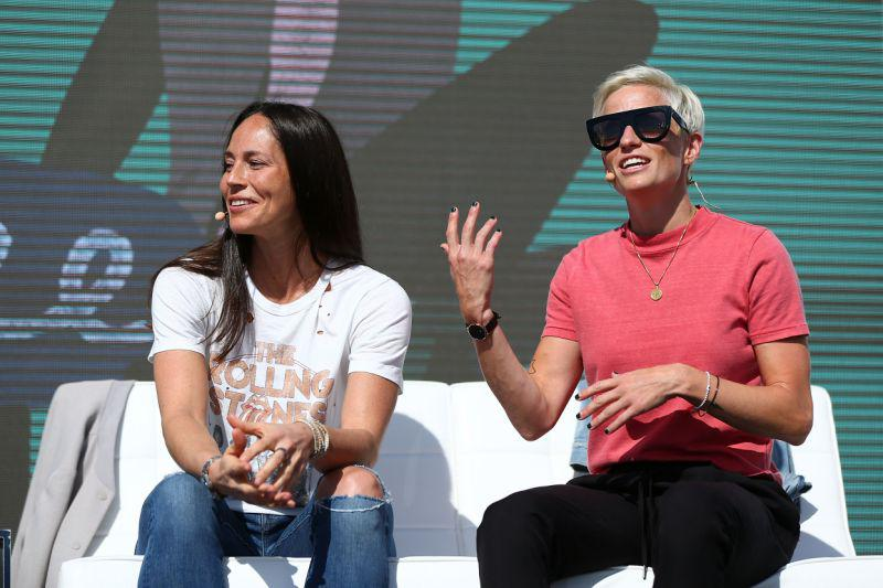 sue bird megan rapinoe 1