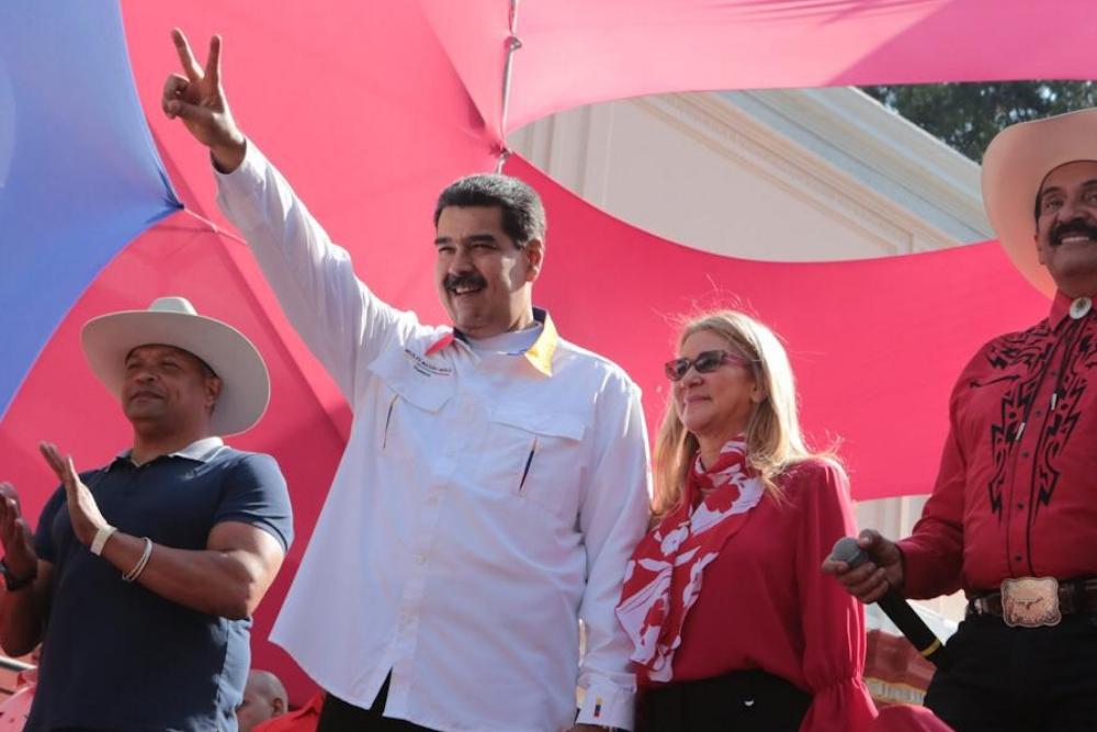 Venezuela: Maduro desafía a la Asamblea Nacional a una elección anticipada