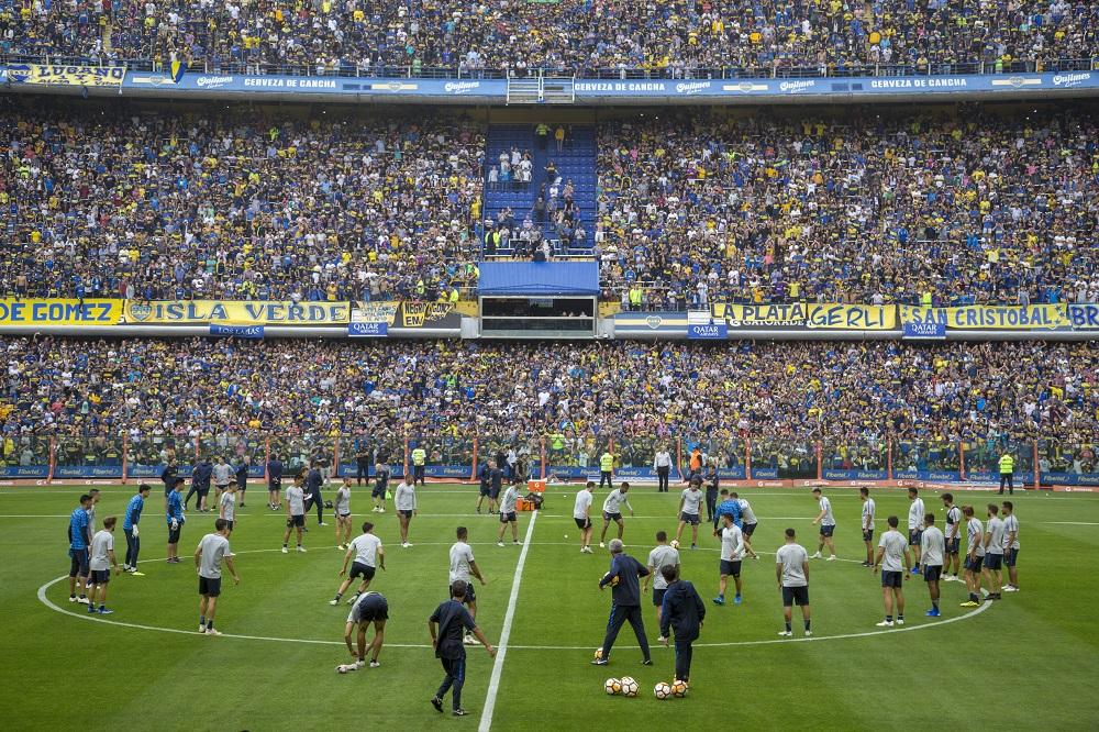 Tras el Bombonerazo, clausuraron el estadio por exceso de hinchas