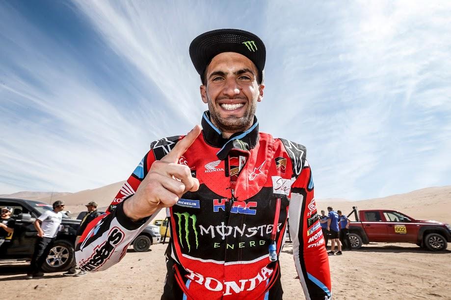 Kevin Benavides: el argentino que puede ser campeón mundial de motos