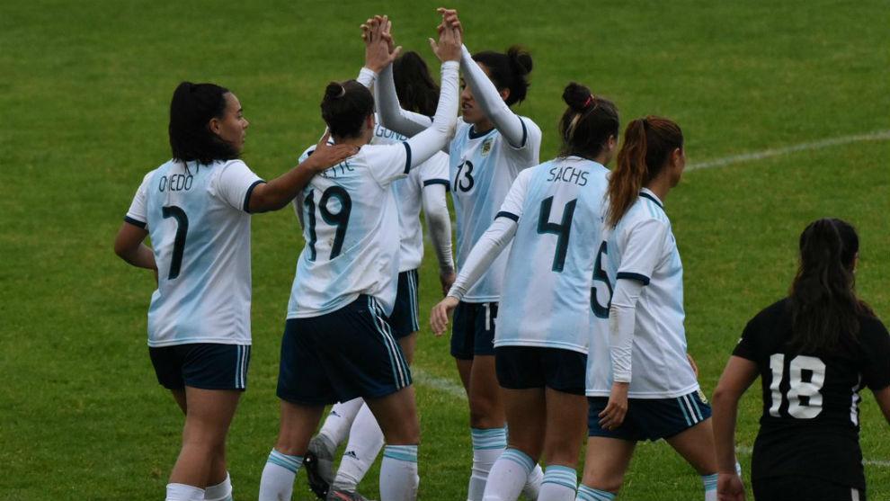 Fútbol Femenino: la Selección argentina debuta en la Copa del Mundo Francia 2019