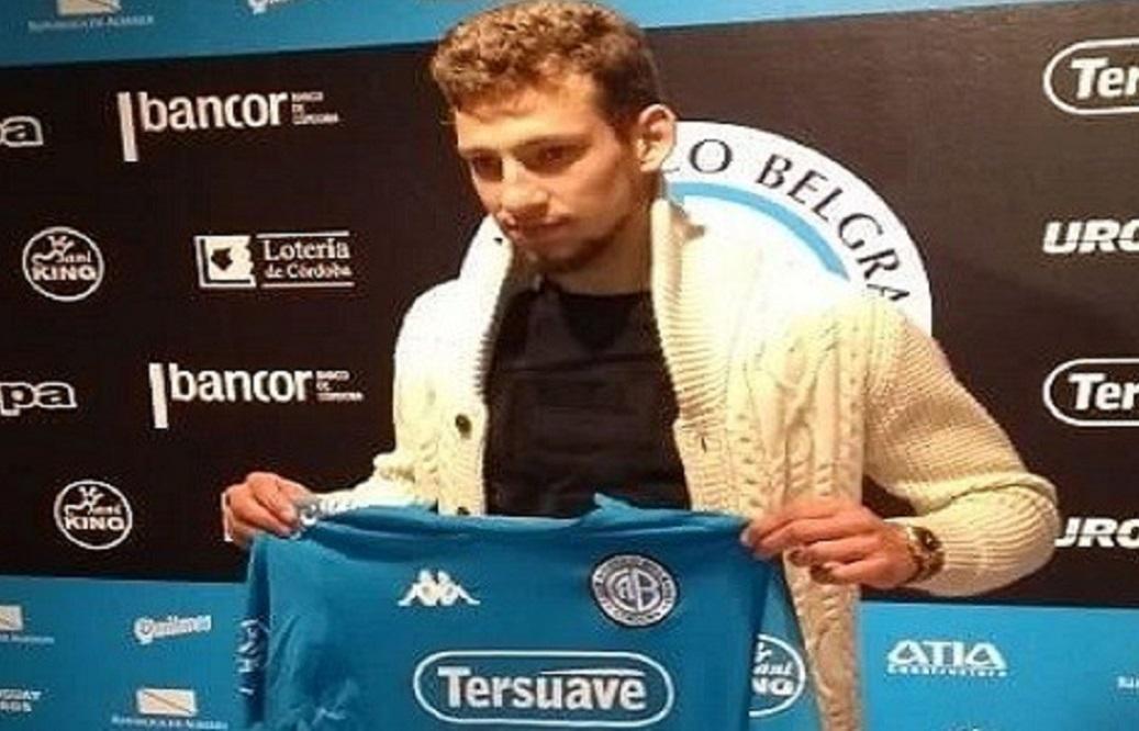 Borja será titular por primera vez en el ataque de Belgrano