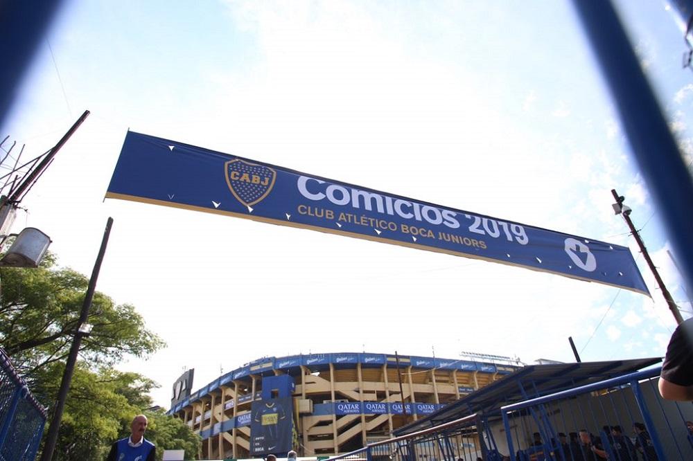 Comenzaron las elecciones en Boca: Riquelme denunció irregularidades