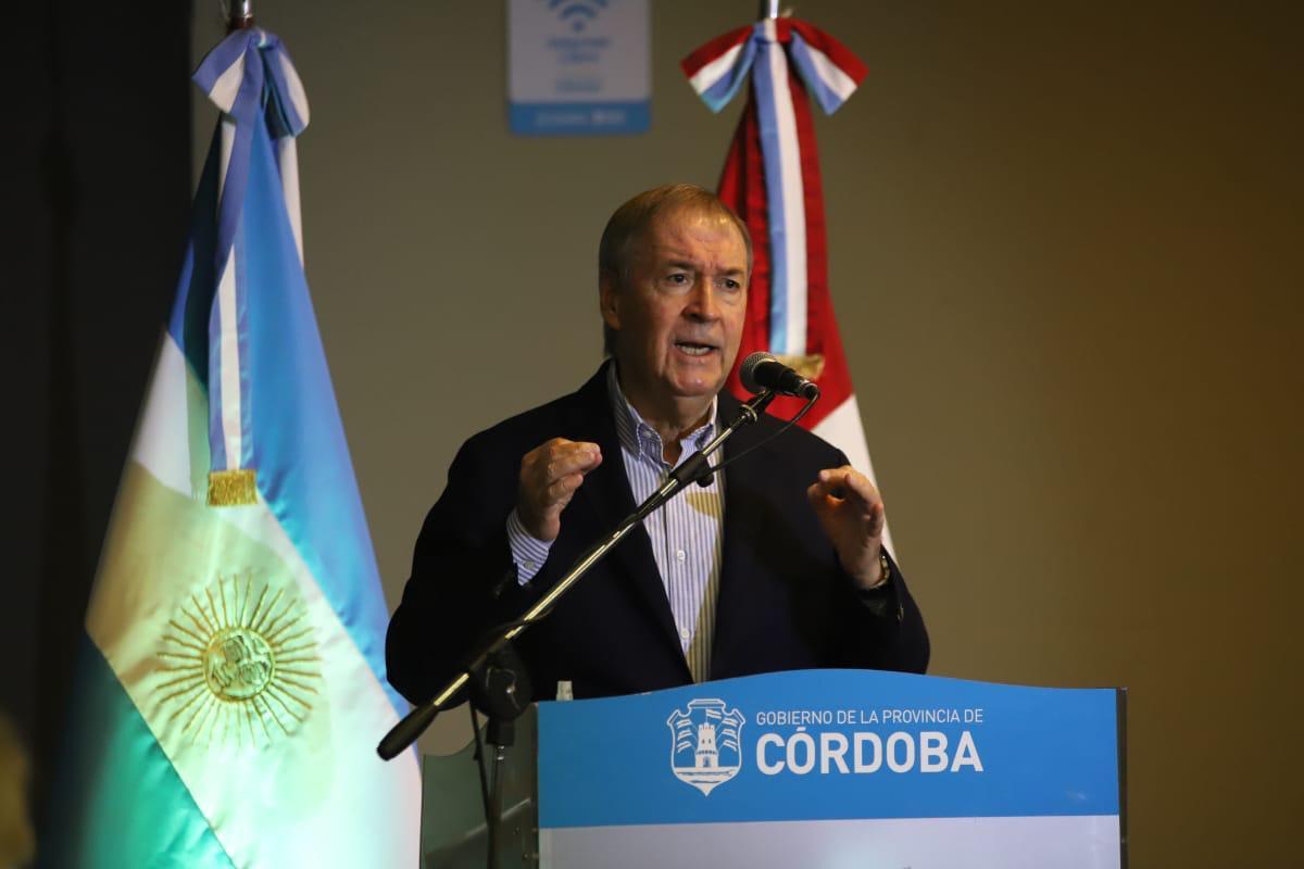 """Día del Periodista: Schiaretti agradeció el trabajo por la """"cohesión social"""""""