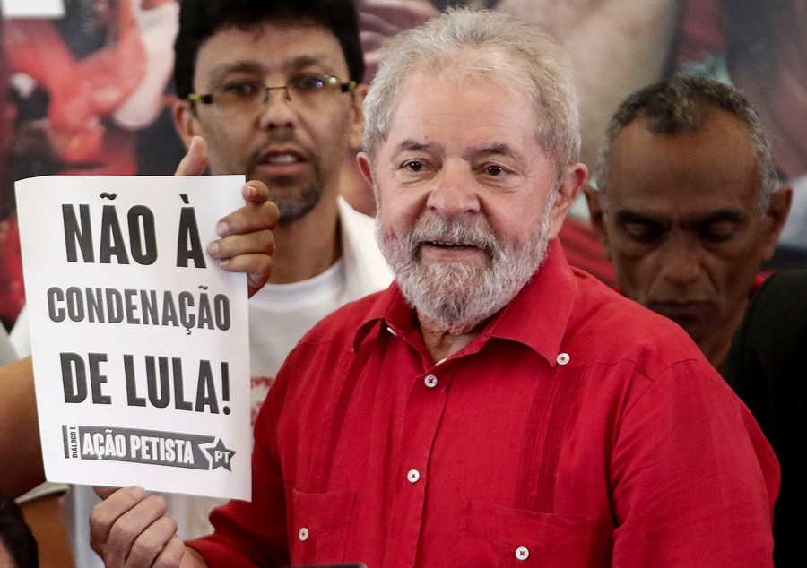 """Lula: """"No puedo creer que Bolsonaro ofenda al pueblo argentino"""""""