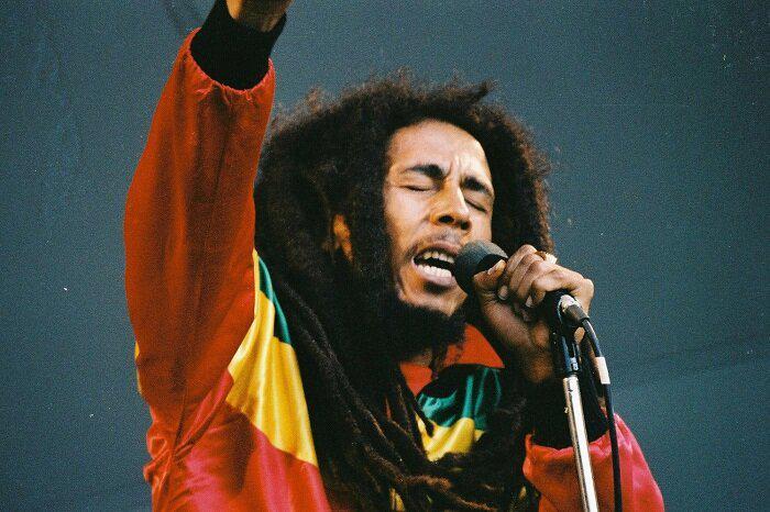 Bob Marley gentileza