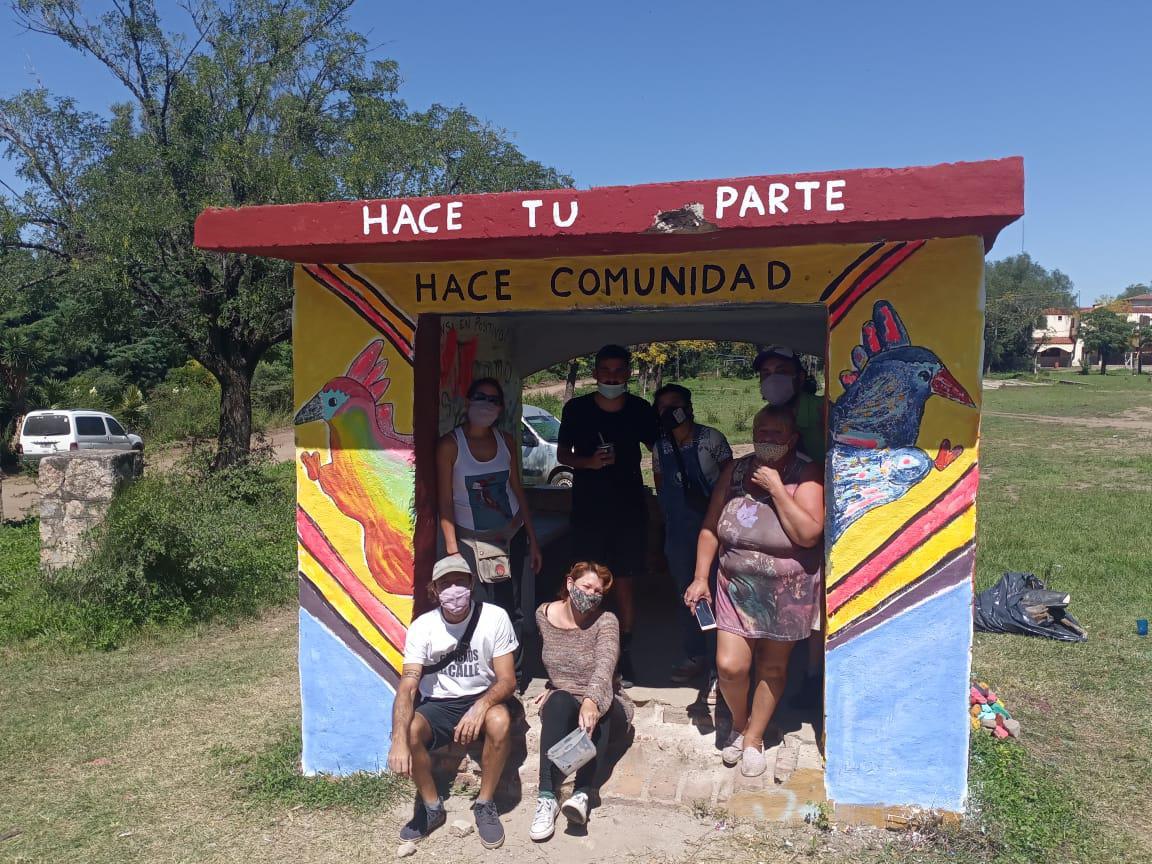 Murales por Marcia Acuña