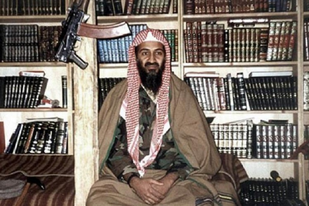 Donald Trump confirmó la muerte del hijo de Osama Ben Laden