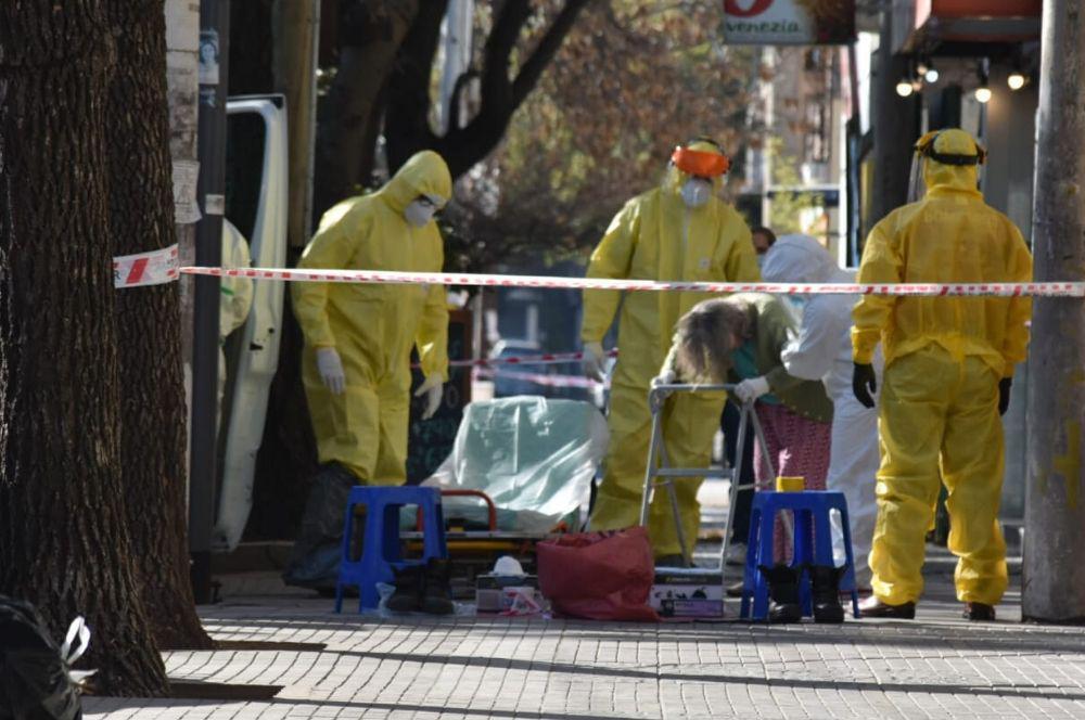 Geriatrico Alta Córdoba Operativo traslado Santiago Torrado - Enfant Terrible 2