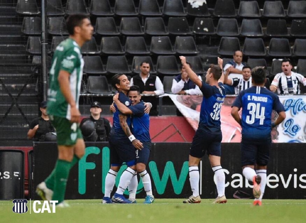 Talleres goleó a Laferrere y sigue con vida en la Copa Argentina