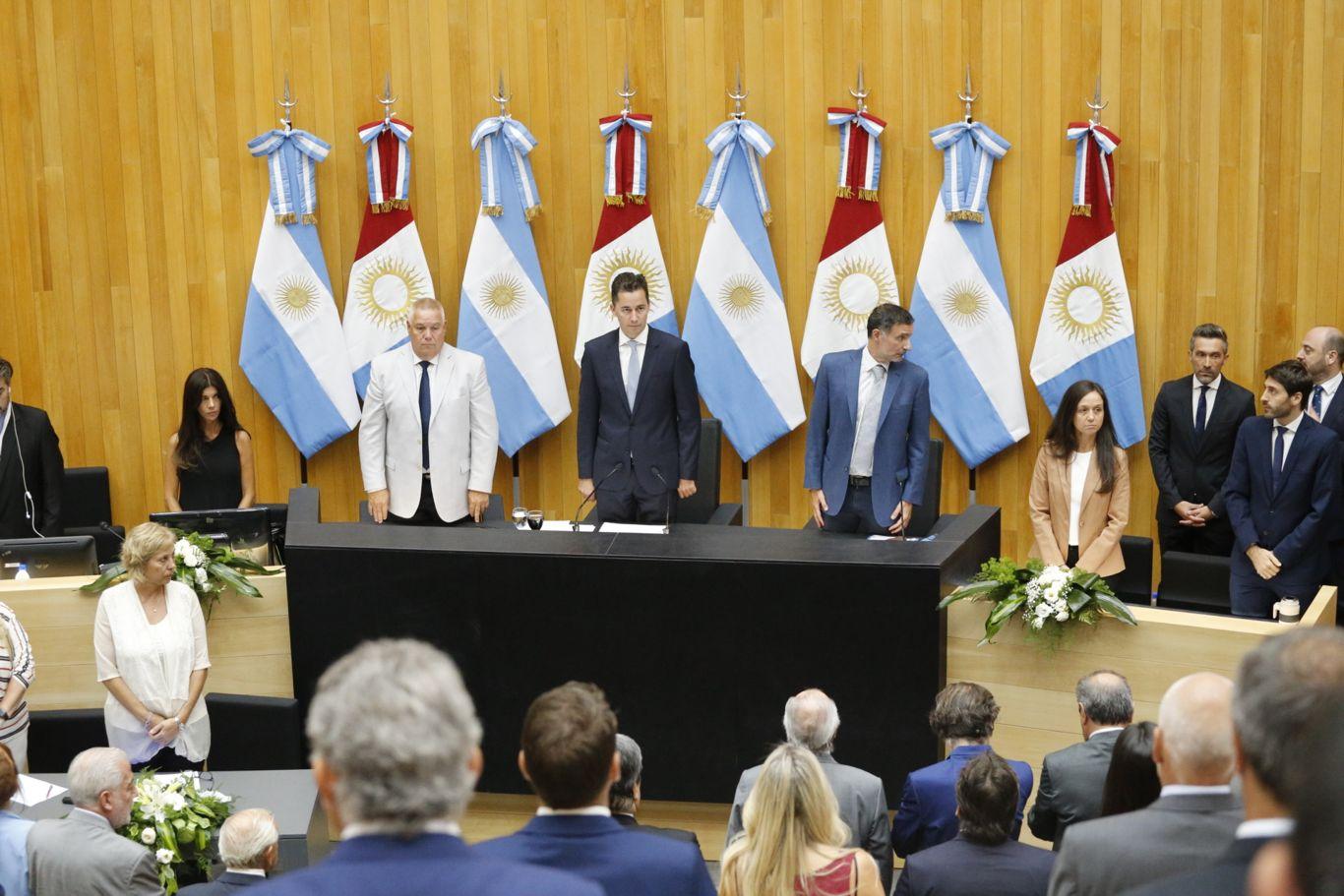 CAlvo Legislatura inicio de sesiones 2020 by Imaz