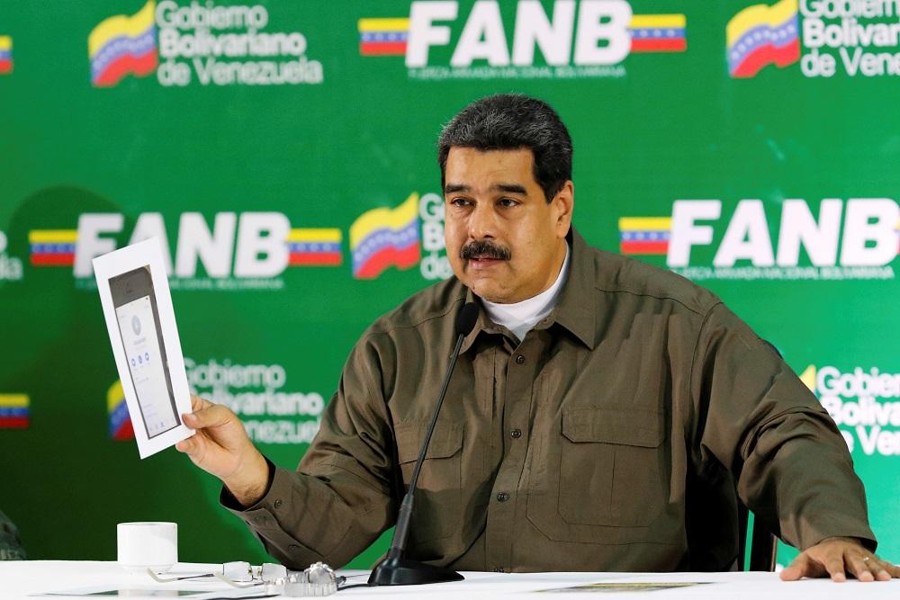 Maduro dijo que aceptaría ayuda del FBI para investigar supuesto atentado