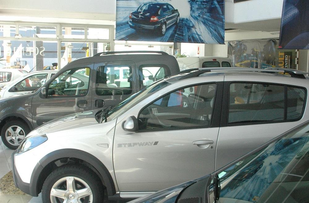 La ventas de vehículos usados cayó 1,2% en junio