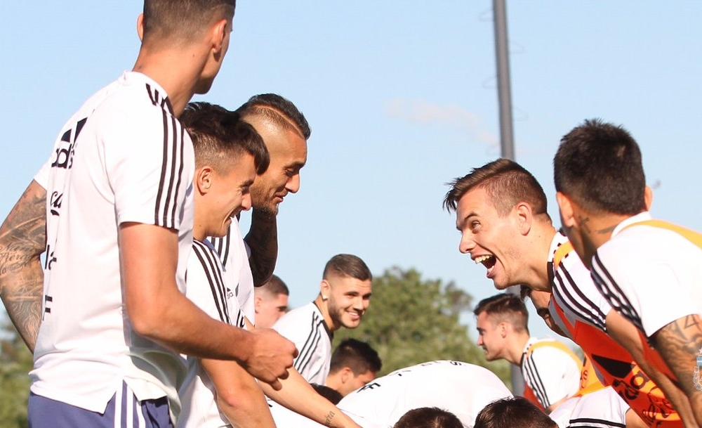Gran expectativa por la llegada de la Selección a Córdoba