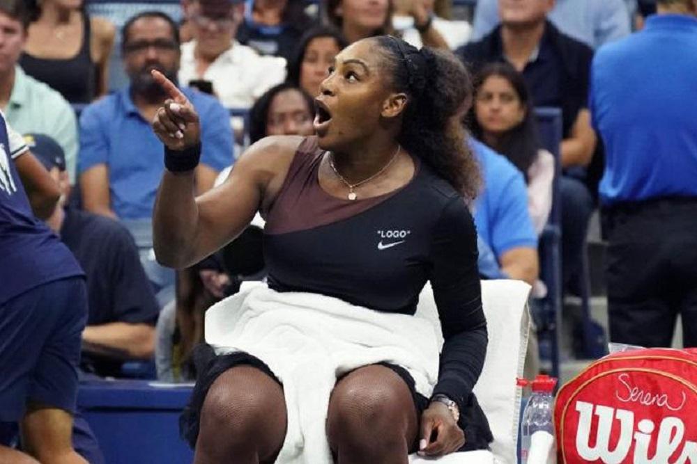 Serena Williams deberá pagar 10 mil dólares por dañar una pista