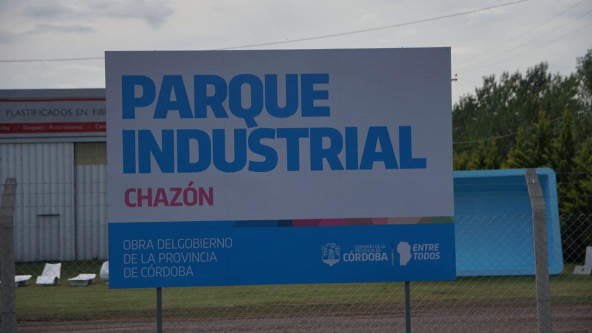 parque industrial chazon
