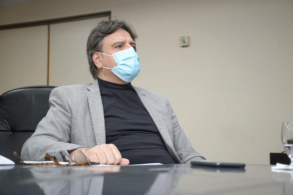 Alfonso Mosquera prensa Ministerio de Seguridad