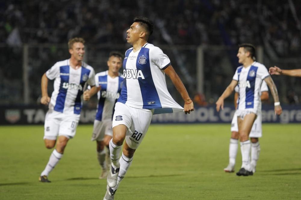 Finalizó el primer tiempo y Talleres empata 0 a 0 con Atlético de Tucumán