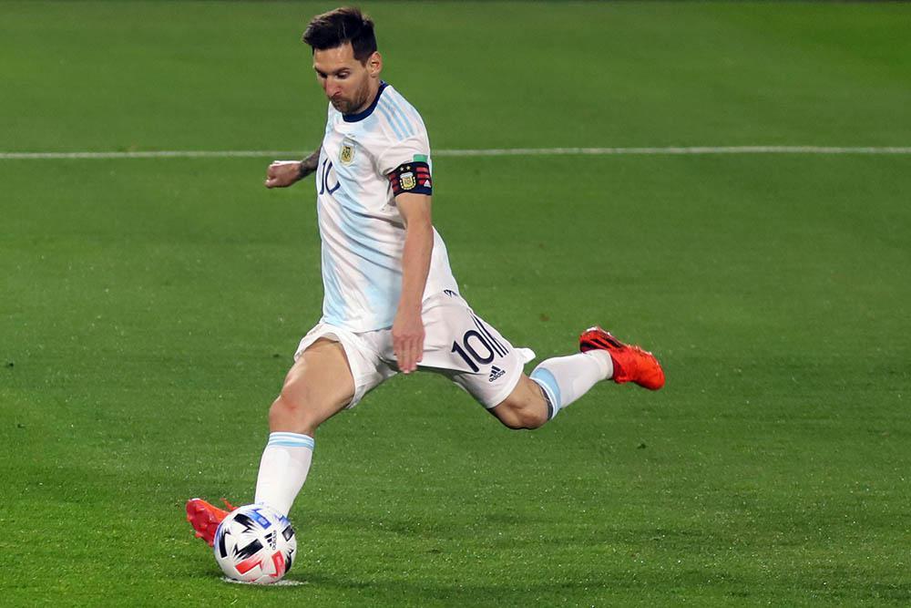 Messi © NA