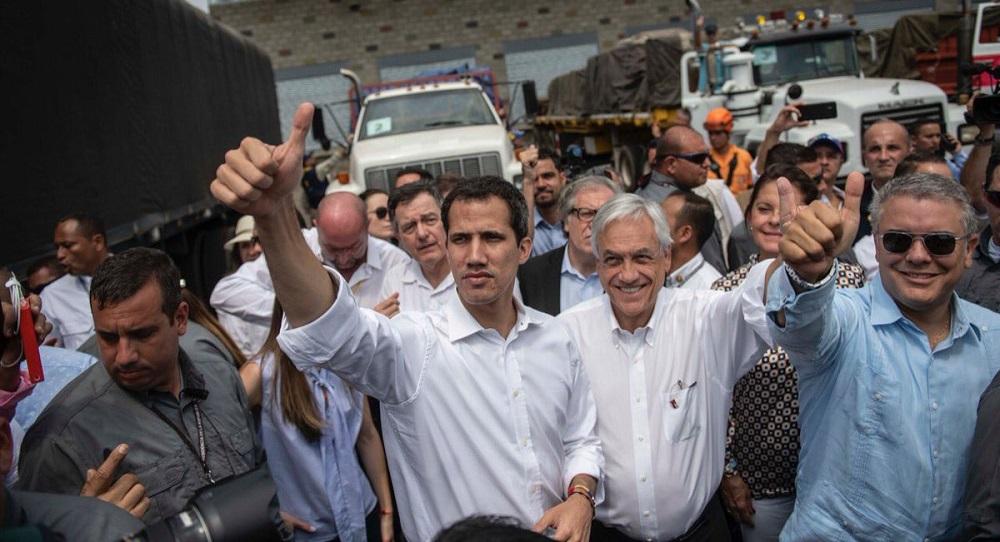 Guaidó anunció su regreso a Venezuela y convocó a una marcha nacional