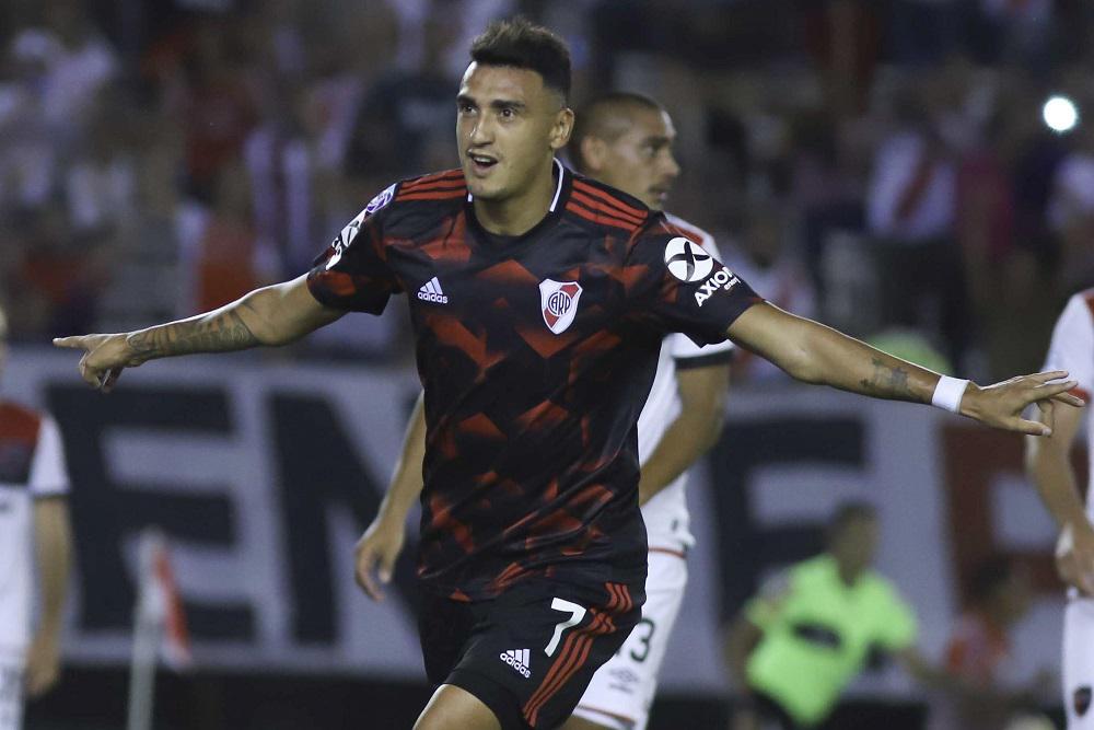 Matías Suárez quedó dentro de un cordón sanitario: no podrá entrenar el lunes
