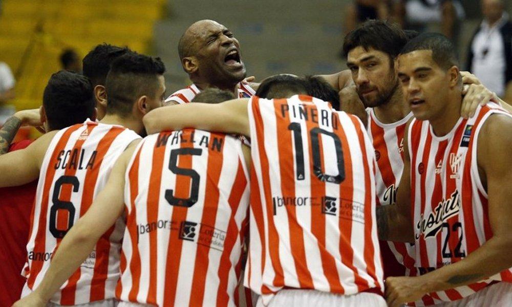 Instituto inicia la etapa semifinal de la Liga Sudamericana