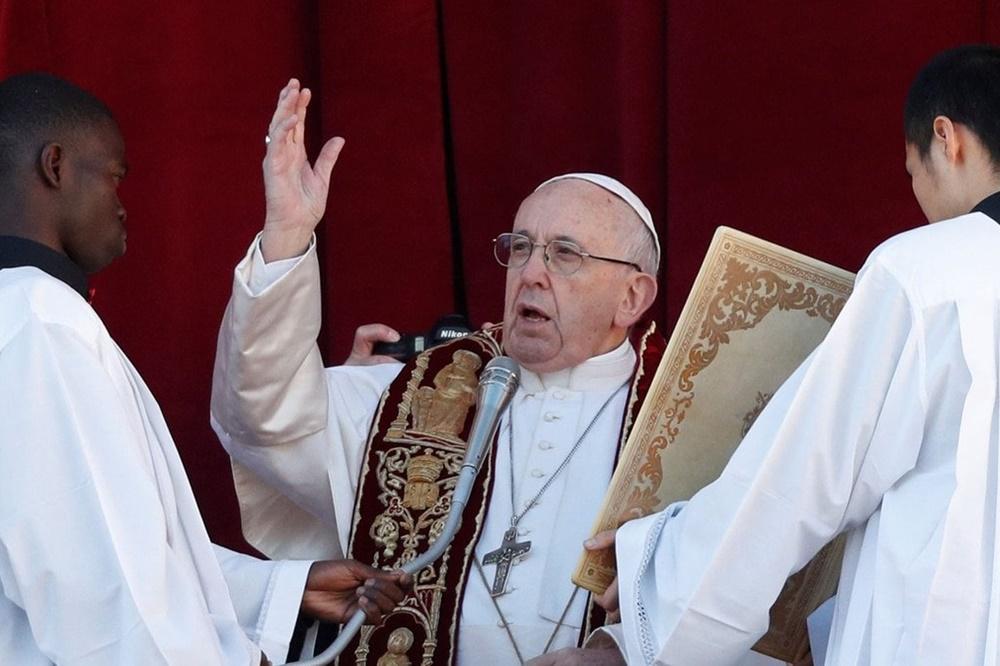 """El papa Francisco pidió que Venezuela pueda """"encontrar la concordia"""""""