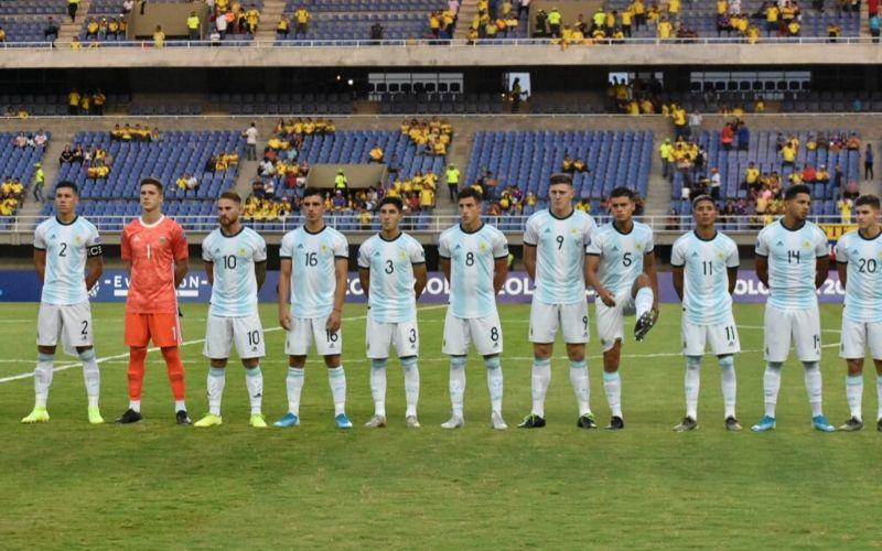 Preolímpico: Argentina venció a Ecuador y esta a un paso de clasificar