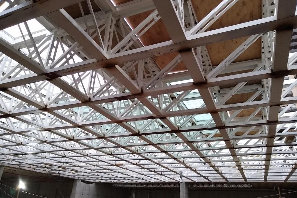 Centro de Arte Contemporáneo Plaza España 3 by Igna LNM