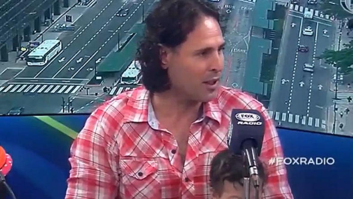 Chiquito Bossio habló del duro momento que atraviesa tras la muerte de su esposa