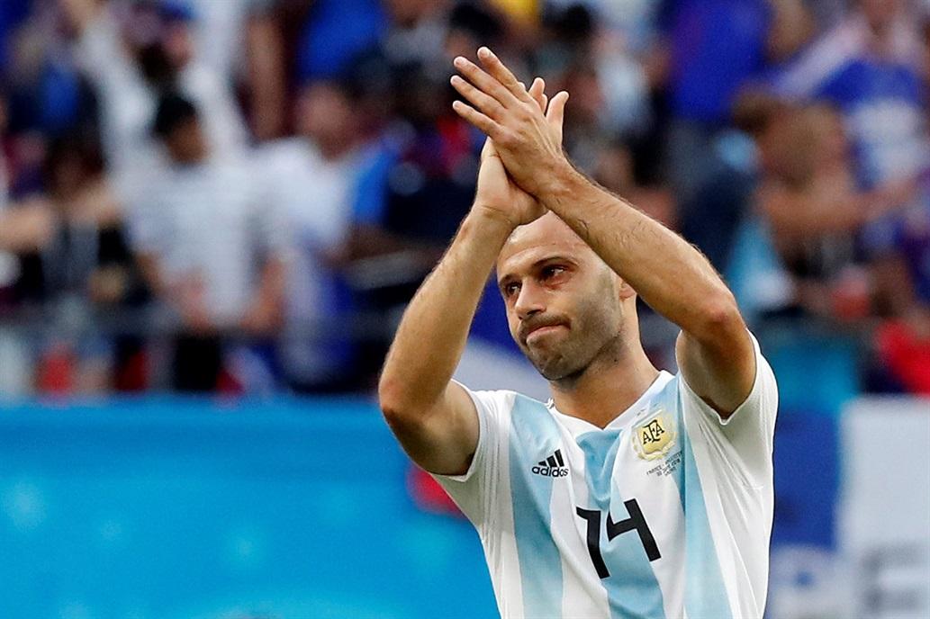 """Mascherano se despidió de la Selección: """"Es hora de decir adiós"""""""
