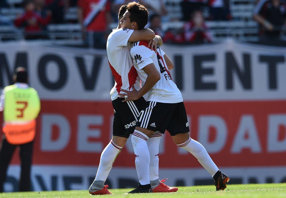 Superliga: River vuelve a sonreir tras el triunfo por 1 a 0 ante Aldosivi