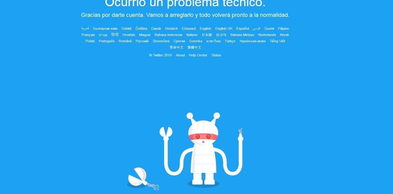 Se Cayó Twitter Y Experimenta Problemas Alrededor Del Mundo