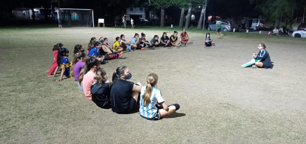 Escuela de fútbol Arco Iris