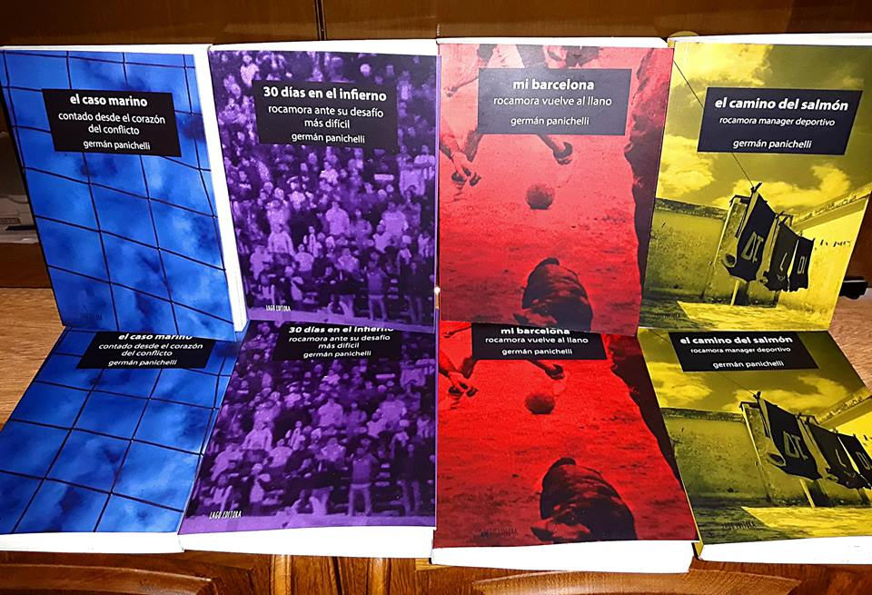 Germán Panichelli libros