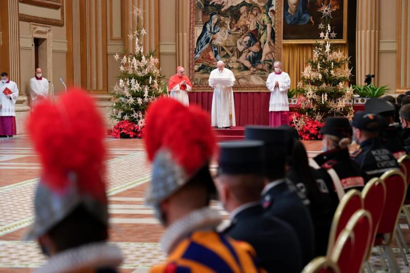 Papa Francisco Prensa Vaticano 1